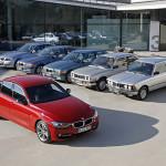 Обильное пополнение семейства автомобилей BMW 3 и 1 серий 2012 модельного года
