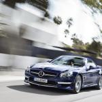 Что приготовил покупателям топовый Mercedes-Benz SL63 AMG 2013 модельного года ?