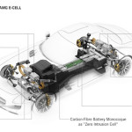 Электрический спорткар Mercedes-Benz SLS AMG E-CELL станет доступным в 2013 году