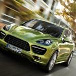 Модифицированный Porsche Cayenne GTS 2013 модельного года будет представлен на Авто Шоу в Пекине