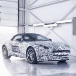 Новый Jaguar F-Type и линейка доступных силовых агрегатов