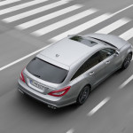 Флагманская версия Mercedes-Benz CLS 63 AMG Shooting Brake