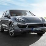 Готовящийся Porsche Cayenne S Diesel оснастят новой силовой установкой V8