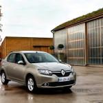 Новый седан Renault Symbol 2013 модельного года на базе Dacia Logan