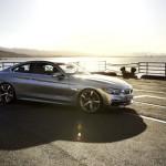 В преддверии Авто Шоу в Детройте BMW демонстрирует новенький концепт 4-Series Coupe