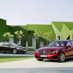 Обновлённый Mercedes-Benz E-Class 2014 модельного года