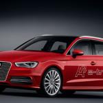 На Авто Шоу в Женеве Audi представит гибрид модели A3 и «заряженную» версию S3