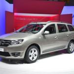 Новая семиместная Dacia Logan MCV