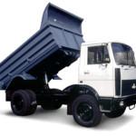 Немного о МАЗ 5551