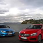 Новые Mercedes A160 CDI и B160 CDI получат дизельный двигатель от Renault