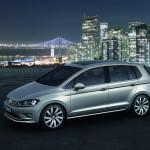Концепт Volkswagen Golf Sportsvan или же новый Golf Plus