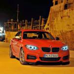 Автопроизводитель BMW представил свою новую модель 2-Series Coupe