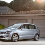 Свежая информация и изображения нового Volkswagen Golf Sportsvan