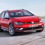 Нравится Volkswagen Golf и хотите ездит по бездорожью ? Что скажете насчёт нового Golf Alltrack
