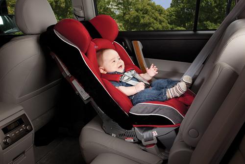 Можно ли сажать ребёнка на переднее сиденье в детском кресле пдд 65